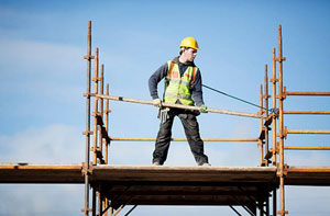 Scaffolders Snarford, Lincolnshire